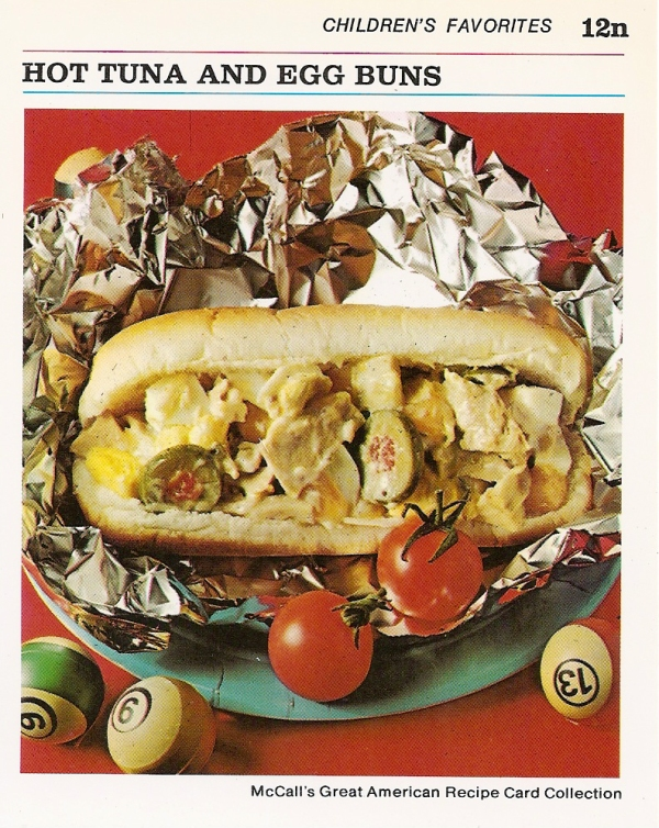 Frankfurters with mayonnaise - 3 8