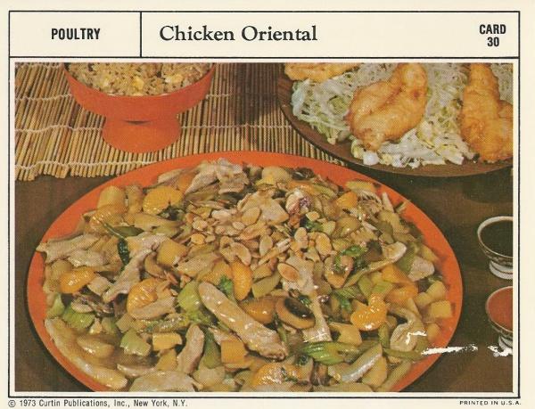 CHICKEN-ORIENTAL