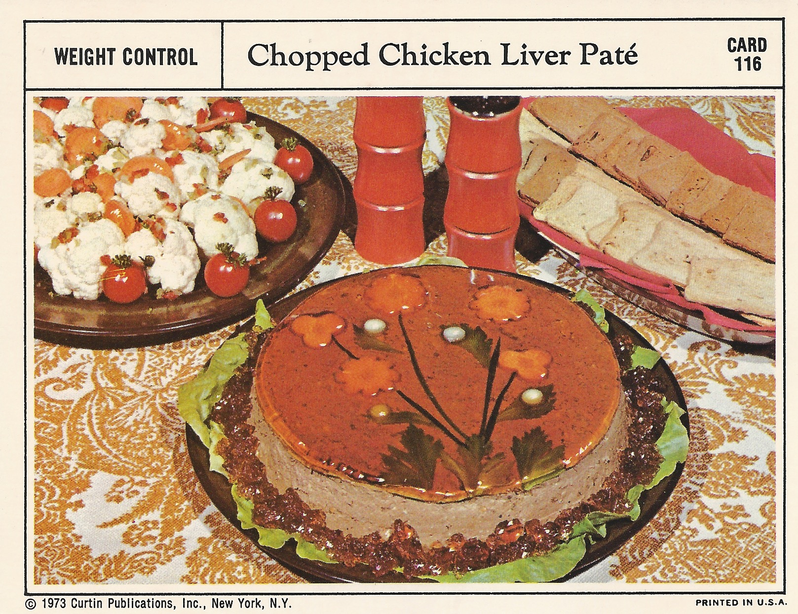 Chopped chicken liver pat vintage recipe cards vintage recipe cards choppedchickenliverpate forumfinder Gallery