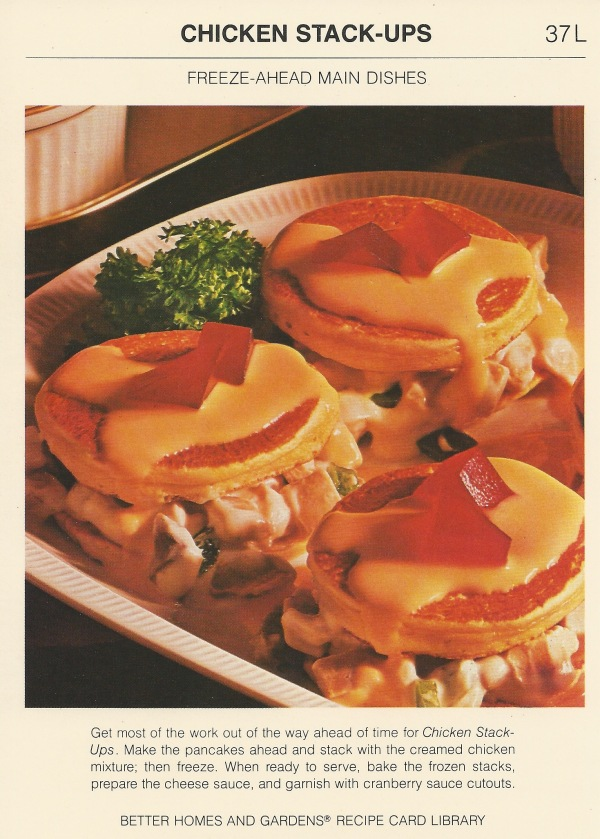 Chicken Stack-Up
